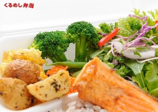 FISH & VEGETABLES DELI 01 (サーモンのグリル)-thirdlargeimage