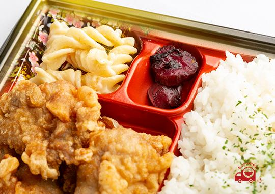 唐揚げ弁当-thirdlargeimage